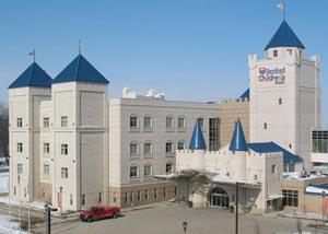 Sanford Hospital en Sioux Falls Dakota del Sur